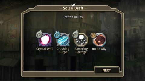 DraftRelics