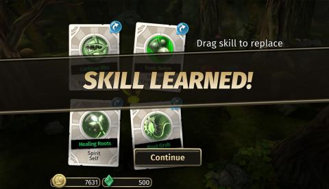 skilllearned