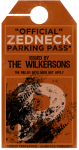 full sized parking pass