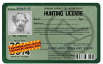 full sized picture license