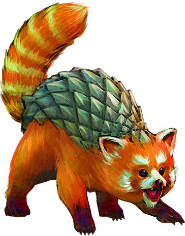 Shellfoxes aren't everywhere, it just seems that way.