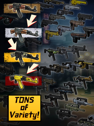 Guns and math come together in games more often than you'd think.