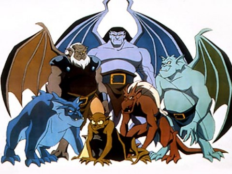 Disney's Gargoyles (Only one of the best animated shows ever.)