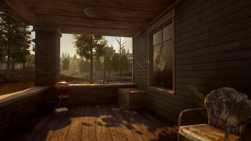 State of Decay 2 Porch.