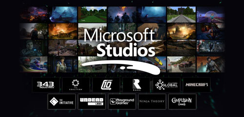 Joining Microsoft Studios!